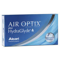 Air Optix Plus Hydraglyde (3 шт.)